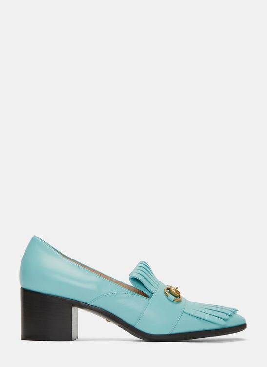Gucci Turquoise Courts