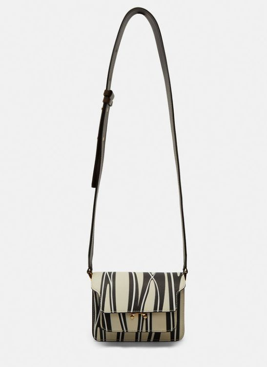 Marni's printed mini cross body bag