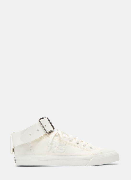 Raf Simons x adidas kicks (white)